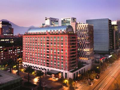 The Ritz Carlton Santiago Hotel In Chile Booking