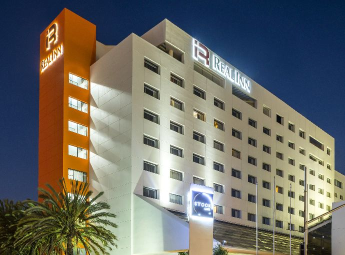 Hotel Real Inn Tijuana