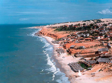 Canoa Quebrada Beach Tour