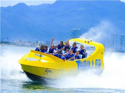 Thriller Jetboat Tour