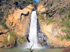 Encantada Waterfall Tour