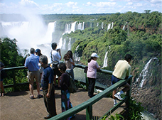 Brazilian Waterfalls Tour