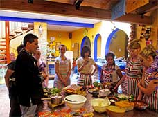 Oaxacan Cooking Classes Tour