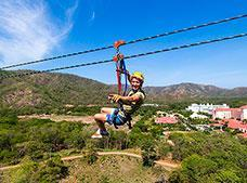 Tour Diamante Eco Adventure Park