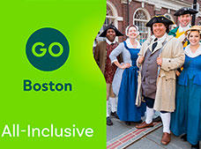 "Go Boston Card ""Unlimited Admission to Attractions"""