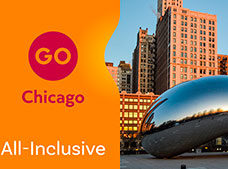 "Go Chicago™ Card ""Unlimited Admission to Attractions"""