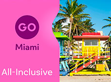 "Go Miami ™ Card Tour ""Unlimited Admission to Attractions"""