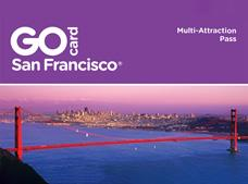 "GO San Francisco Card ""Unlimited Admission to Attractions"""