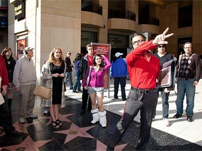 Hollywood Behind the Scenes Tour