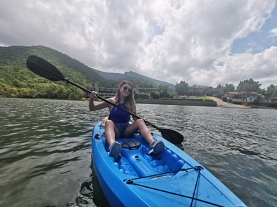 Kayak Tour at the Boca Dam