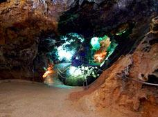 Nombre de Dios Caves and Quintas Carolina Tour