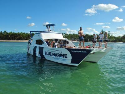 Tour Party Boat & Snorkeling Blue Marine Punta Cana