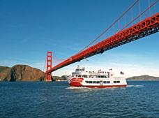 Golden Gate Cruise Tour