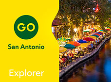 San Antonio Explorer Pass: with Entrance to 3, 4, or 5 Attractions