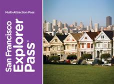 San Francisco Explorer Pass:  Pass to 3, 4, or 5 Attractions