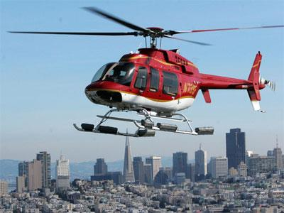 Tour San Francisco Helicopters