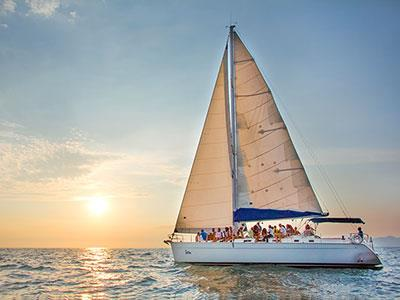 Tour Luxury Sunset Sailing