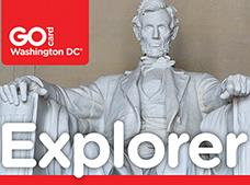 Washington DC Explorer Pass: Entrance to 3, 4, or 5 Attractions