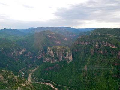 Four Day Copper Canyon Flight and Chepe Train Tour