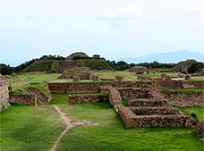 Monte Alban, Yagul and Mitla Tour