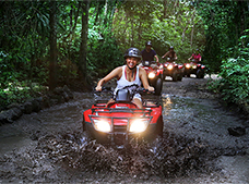 ATV Adventure to Jade Caverns Tour