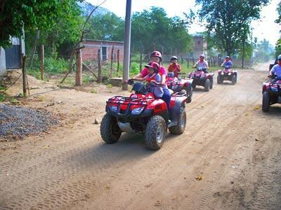 Tour ATV's Manzanillo