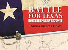 Battle for Texas The Experience