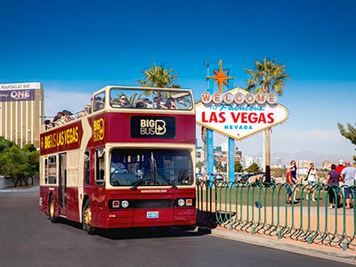 Big Bus Las Vegas Tour | Promotion 10% Off!