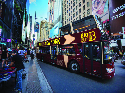 Tour Big Bus Nueva York