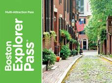 Boston Explorer Pass: Entry to 3, 4 or 5 attractions