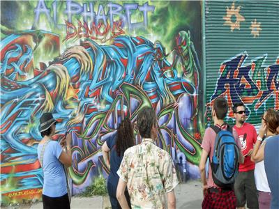 Tour a Pie de Graffiti y Arte Callejero en Brooklyn