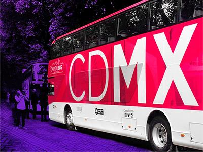 Tour Capital Bus | Centro - Polanco | Reforma - Santa Fe