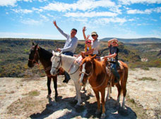 Half-day Horseback Riding Tour with Thermal Waters