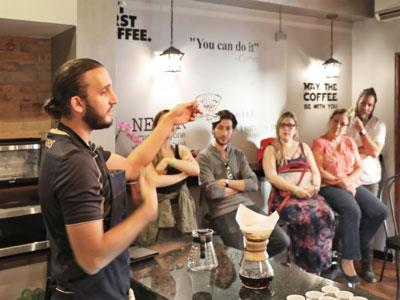 Carpe Coffee Tour