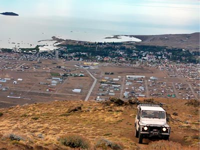 Calafate Balcony 4x4 Tour (Afternoon)