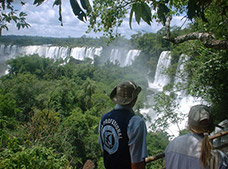 Argentinian Waterfalls, Three Borders and City Tour