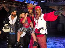 Tour Caribbean Pirates