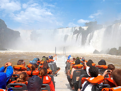 AR Waterfalls with Gran Aventura - BR Waterfalls - 2-day Tour