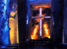 Salt Cathedral Tour