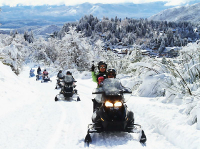 Cerro Catedral Snowmobiles Tour | JUNE PRE SALE