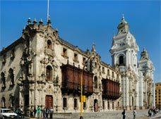 Tour City Sightseeing Lima