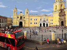 City Sightseeing Lima Tour
