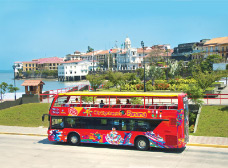 Tour City Sightseeing Panamá