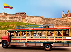 City Tour in Cartagena
