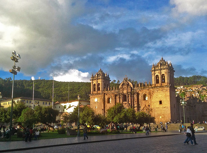 Cusco City Tour - Walking Tour
