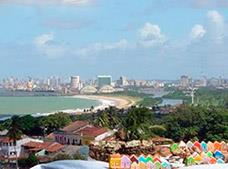 Recife and Olinda City Tour
