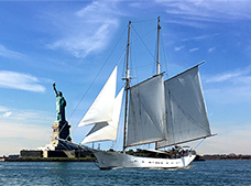 Manhattan By Sail Tour|Clipper City, New York | New York Tours