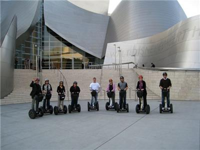 Downtown Los Angeles Segway Tour