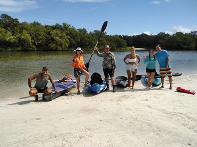 Kayak Eco Tour among the Mangroves