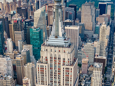 Tour Empire State Building Observatorio